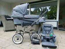 Kinderwagen von Emmaljunga Super Nitro Lounge Grey
