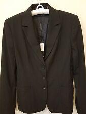 NWT Elie Tahari jacket $328 Black Size 8