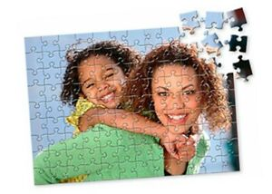Personalized Photo Jigsaw Puzzle A3 Large 300 pieces Birthday, Fathers day gift