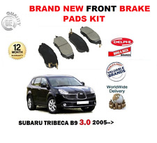 FOR SUBARU TRIBECA 3.0i B9 1/2005> NEW FRONT BRAKE PADS KIT FULL SET