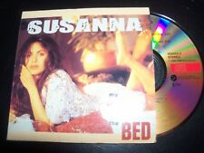 Susanna Hoffs – My Side Of The Bed Rare Australian Card Sleeve CD Single