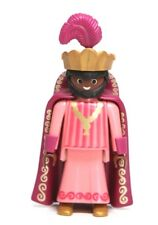 Playmobil Figure Christmas Nativity Ethnic African King Wiseman Cape Crown 3365
