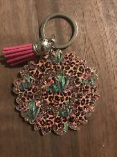 Sunflower Acrylic Keychain