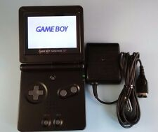 MINT NEW Nintendo Game Boy Advance SP - Black Handheld System AGS-101 BRIGHTER
