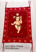 Baby Jesus  Art Banner 91.5 X 69.5 cms Banner from Portugal