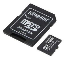 Kingston Industrial 16 Gb Microsdhc - Class 10/uhs-i (sdcit-16gb) (sdcit/16gb)