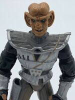 Customized Playmates Star Trek: DS9 Quark the Ferengi in Klingon Ritual Garb.