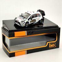IXO 1:43 TOYOTA YARIS WRC #10 Rally Sweden 2020 RAM757 Diecast Models Edition
