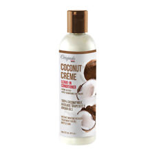 Africa's Best Originals Coconut Creme Leave-in Conditioner for Dry Hair 8oz