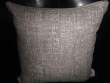 Zinc Callaloo Taupe Cushion Cover