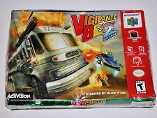 Vigilante 8 2nd Offense for Nintendo 64 N64 - BRAND NEW & FACTORY SEALED!