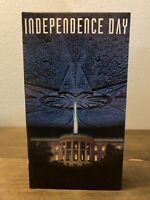 Independence Day VHS Movie Video Tape Will Smith Bill Pullman 1996