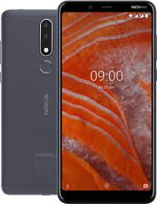 "Nokia 3.1 Plus - Factory Unlocked, 6"" Hd+ Dispaly, 32Gb+3Gb Ram 4G+ Lte Global"