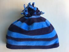 NEW BOYS MOTHERCARE FLEECE HAT AGE 12-24 MONTHS