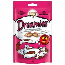 Dreamies - Beef  Treats for Cat - 60g (1 Pack)