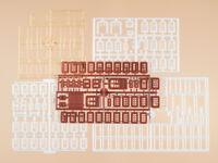 BNIB 48648 OO HO Gauge Windows / Frames / doors Auhagen