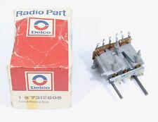 GM Delco Radio Coils & Housing Assembly ~ 7312805