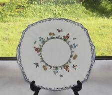 Cups & Saucers Blue Vintage Original Date-Lined Ceramics