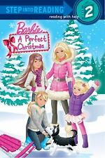 A Perfect Christmas (Barbie) (Step into Reading), Christy Webster, Good Book