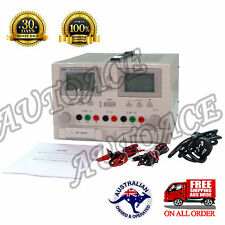 LCD Dual Output Variable Adjustable Linear DC Power Supply 30V 5A Bench top OZ