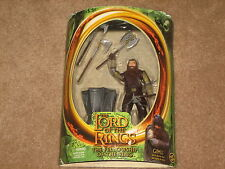 GIMLI 2001 LOTR LORD OF THE RINGS COLLECTIBLE ACTION FIGURE NEVER OPENED RARE