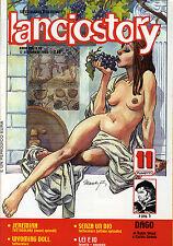 [AJ] LANCIOSTORY ANNO XXXI N° 36 - 12 SETTEMBRE 2005 - Ed EURA _ OTTIMO EDICOLA
