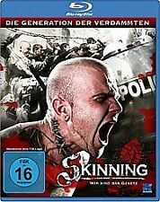 Skinning  We Are The Law (Blu-ray, 2012) NEW AND SEALED