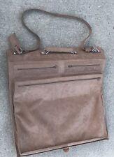 Nice Vintage Suede Hartmann Halston Garment Bag Luggage