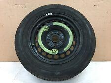 """AUDI A4 B7 2005-08 GENUINE 15"""" INCH STEEL RIM WITH TYRE SPARE WHEEL 8E0601027E"""