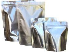 PackFreshUSA 7 Mil Gusset Ziplock Stand Up Mylar Bag Sample Kit