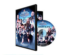 Official ROH Ring of Honor - Winter Warriors 2016  Indianapolis, IN Event DVD