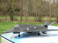 ARMOUR FRANKLIN MINT MACKIT KIT METAL 1/48 AVION furtif F-117A STEALTH NELLIS
