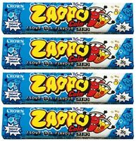 Bulk Lot 20 x Zappo Chews Cola 26g Crown Sour Candy Buffet Lollies Sweets Favors