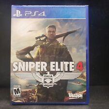 Sniper Elite 4 (PlayStation 4 | PS4) BRAND NEW/ Region Free