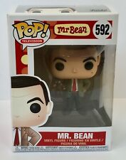 Rowan Atkinson As Mr Bean Funko Pop Vinyl Figure 592