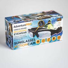 Adventure Pro 922024 Sunglasses Action Camera