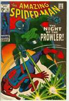 Amazing Spider-man #78, FN/VF 7.0, First Prowler