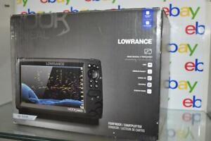 Lowrance HOOK Reveal 9 TripleShot Fishfinder Inland 000-15526-001 NIB