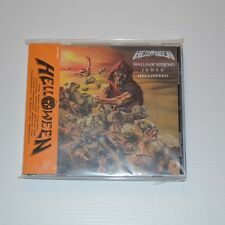 HELLOWEEN - Walls of jericho - 1989 FIRST PRESS CD JAPAN