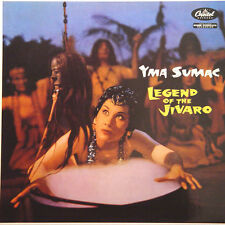 YMA SUMAC Legend Of The Jivaro FR Press Capitol 1552981 1984 LP