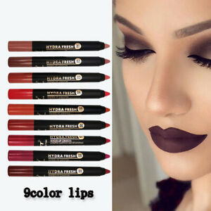 Lipgloss Cosmetic Lipstick Pen Professional Matte Waterproof Contour Makeup T`AU