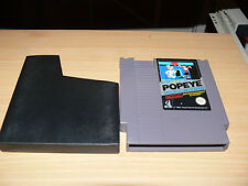 Popeye Nes Cartouche Cartridge PAL