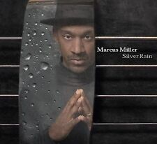 Silver Rain by Marcus Miller (CD)