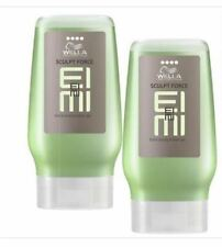 Wella EIMI Styling Dry Sculpt Force Flubber Gel Hold Level 4 Duo 2 x 125ml