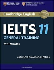 Cambridge IELTS 11 General Training Book With Audio CD