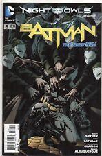 BATMAN #8 New 52 VARIANT 1:25 DC Comics 2011 Unread CGC it