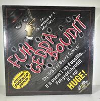 Fuh Gedda Boudit Board Game Fuccillo Huge Edition