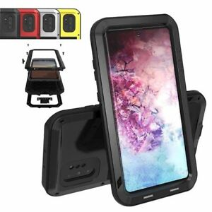 HEAVY DUTY GORILLA METAL SHOCKPROOF CASE FOR iPHONE 11 12 XR 8 7 6 PLUS XS SE