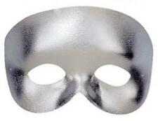 Silver Phantom Occhi Maschera Maschera Occhi Masquerade Ball Cocktail Party Fancy Dress