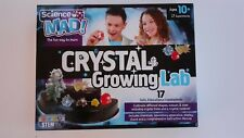 Science Mad Crystal Growing Activity Kit